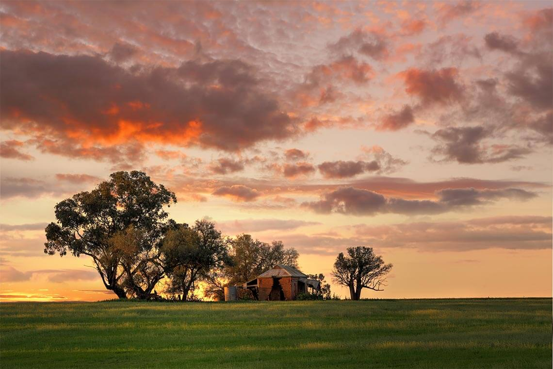 rural property, Rural